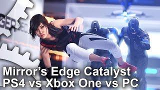 Mirror's Edge: Catalyst - PS4/Xbox One/PC Grafikai Összehasonlítás (Béta)