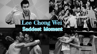 getlinkyoutube.com-Lee Chong Wei - The story of Saddest Moment - Most Unlucky Player