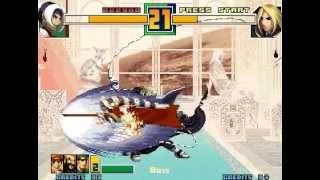 getlinkyoutube.com-KoF 01 : 【TAS】 playthrough