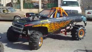 Agua Prieta Sonora Mud Racing June 13 2010
