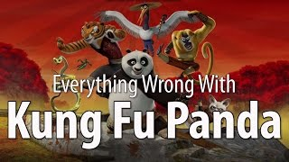 getlinkyoutube.com-Everything Wrong With Kung Fu Panda In 15 Minutes Or Less