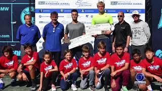 Finalizó el Torneo Masculino de la academia de Tenis Sánchez-Casal
