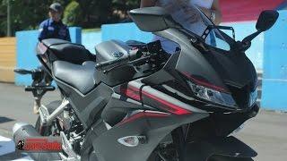 getlinkyoutube.com-YZF-R15 Rossi + Vinales 155 cc 19.3 ps VVA เปิดตัว 22 มค.60 : motorcycle tv