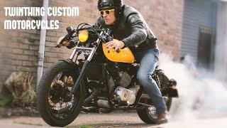 getlinkyoutube.com-Custom Bobber/Cafe - Honda VT 125 - WWW.TWINTHING.CO.UK