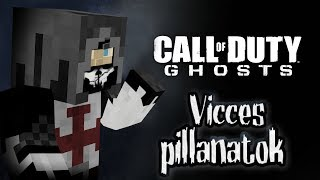 Call of Duty Ghosts vicces pillanatok