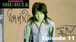 getlinkyoutube.com-POWERFUL SHE HULC - EPISODE 11 - Season1
