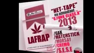 Lafrap - Cliquer Bande De Crevettes (ft. Morsay)