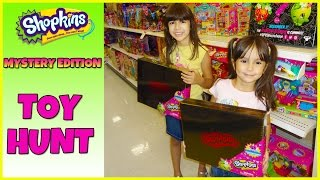 getlinkyoutube.com-SHOPKINS MYSTERY EDITION AND LIMITED EDITION TOY HUNT