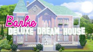 getlinkyoutube.com-The Sims 4 | House Tour | Barbie Deluxe Dream House.