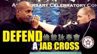 getlinkyoutube.com-Wing Chun [Seminar]   BEST Footwork Drills to BEAT a BOXING Jab Cross