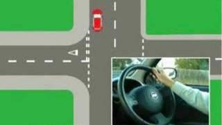 getlinkyoutube.com-Driving Lessons: Reverse Around a Left Hand Corner