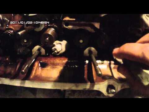BMW E39 m54, Замена маслосъемных колпачков