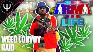 getlinkyoutube.com-ARMA 3: Life Mod — Weed Convoy Raid!