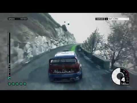 Gameplay Dirt 3 Ford Focus Full HD 1080