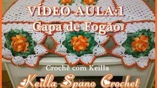 getlinkyoutube.com-VÍDEO AULA: Capa de Fogão- PARTE1