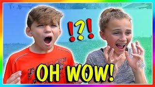 A FIDGET SPINNER, YOBE, AND A SURPRISE TRAMPOLINE  | We Are The Davises