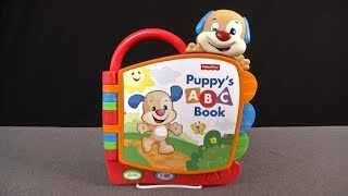 getlinkyoutube.com-Laugh and Learn Puppy's ABC Book from Fisher-Price