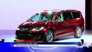 Feria del Automovil: tendencias del año, novedosos modelo