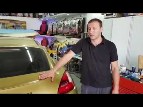 Ремонт потолка люка и стоек Porsche Panamera