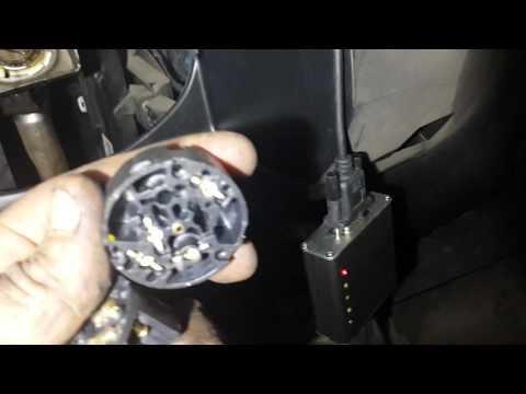 Fiat Ducato, Jumper, Boxer Не определяет ключ. Часть 2