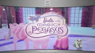 getlinkyoutube.com-Barbie And The Magic of Pegasus (part 1) (Horse Game)