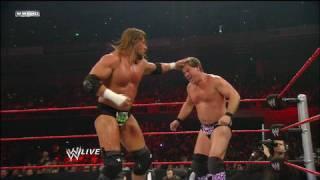 getlinkyoutube.com-Triple H vs. Unified Tag Champion Chris Jericho