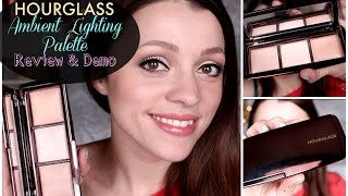 getlinkyoutube.com-Hourglass Ambient Lighting Palette | Review/Demo/Dupe