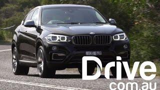 BMW X6 xDrive30d 2015 Review | Drive.com.au