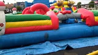 getlinkyoutube.com-Thaya Toys (Arena Bermain Anak) Cabang Ciputat Istana Balon