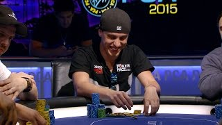 PCA 2015 - Poker Event - Main Event - Episode 3