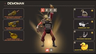 getlinkyoutube.com-Golden Pan gameplay! 50+ MvM killstreak!