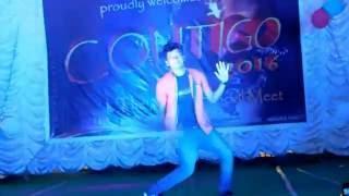 Awesome Dance on Palat Tera Hero Idhar Hai||Asansol Polytechnic EE Society Program 2k16||