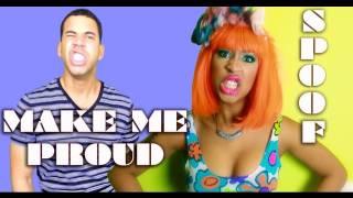 Drake - Make Me Proud (ft. Nicki Minaj) (Parodie)