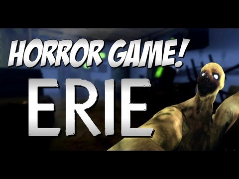 ERIE - HORROR GAME - FULL PLAYTHROUGH!