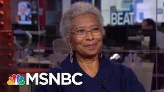 Author Alice Walker: Trump Has 'Inferiority Complex, Envied Obama | The Beat With Ari Melber | MSNBC