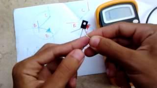 getlinkyoutube.com-Cara menentukan kaki transistor part 1