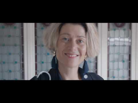 Portrait Eléonore , atteinte d'un lymphœdème post cancer gynécologique