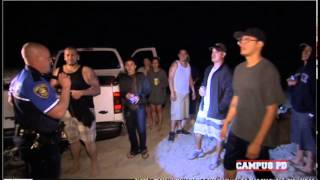 getlinkyoutube.com-Corpus Christi Police - Spring Break Patrol - Raw footage