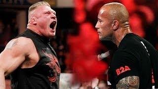 2016 WWE SUMMERSLAM 2002 Brock Lesnar vs The Rock Full Movie Realited Mutch