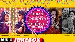 Top 5 Bollywood Dandiya & Garba Songs -2018 | Navratri Bollywood Songs | Hindi Songs | T-Series