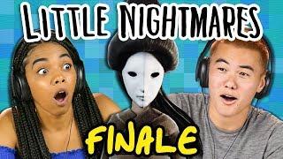FINAL EPISODE! | LITTLE NIGHTMARES - Part 5 (React: Gaming)