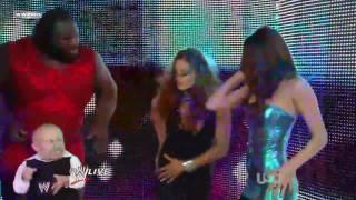 getlinkyoutube.com-Raw 11/30/09 - Divas Dancing