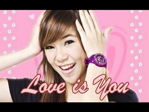 Cherrybelle - Love Is You  [Lirik/HQ]