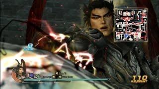 getlinkyoutube.com-Dynasty Warriors 8: Xtreme Legends - Lu Bu 6 Star Weapon Guide