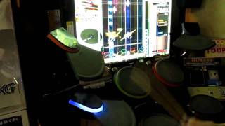 getlinkyoutube.com-Drummania XG2, The Least 100sec (MASTER) Full Combo SS!!