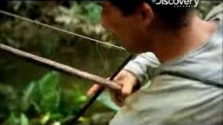 getlinkyoutube.com-Man vs. Wild - Ecuador Fishing Piranha