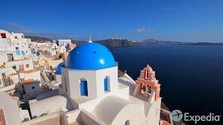 getlinkyoutube.com-Oia Vacation Travel Guide   Expedia