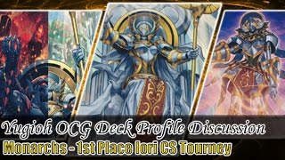getlinkyoutube.com-OCG Monarchs - 1st Place Iori CS Team Tournament - Deck Profile/Discussion