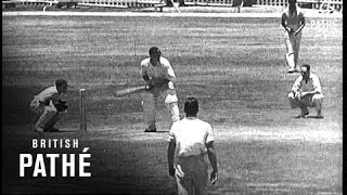 Cricket - South Africa V Australia Aka Second Test Match In South Africa (1936) width=
