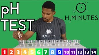 Acid or Alkaline? Water pH Test - Ep. 22